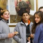 """Näitus """"Meie, mustlased"""" / 23. oktoober 2013"""